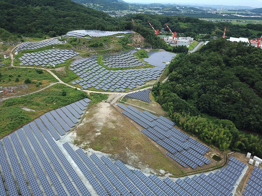 本庄Power Station
